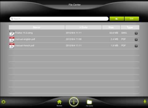 xDownload HD Lite screenshot 4