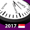 2017 Singapore Holiday Calendar