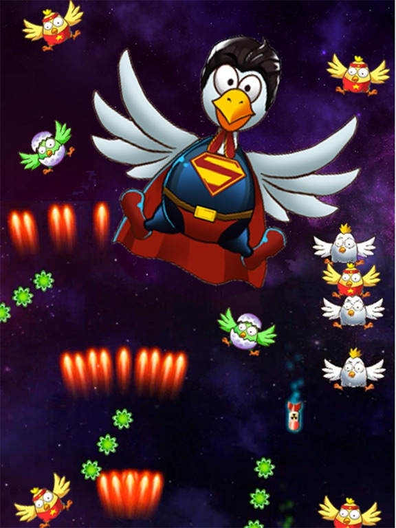 App Shopper: Chicken Shoot: Galaxy Invaders (Games)