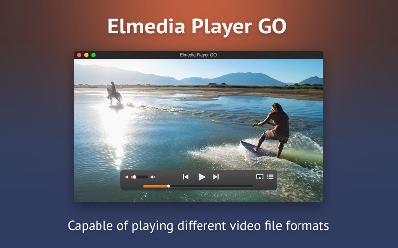 Elmedia Player GO Screenshots
