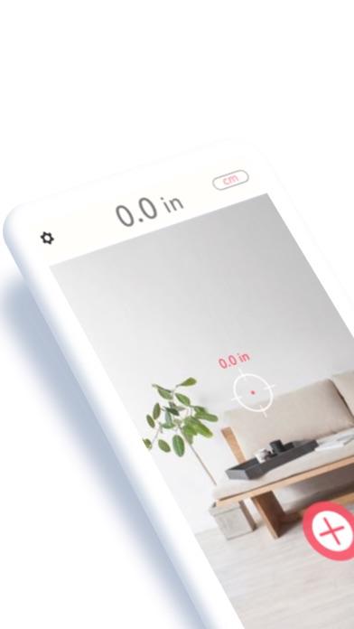 AR Ruler & Tape Measure Screenshot
