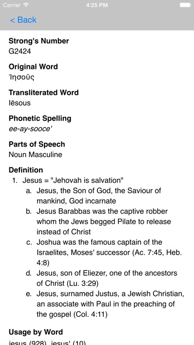 download Strong's Concordance with KJV apps 3