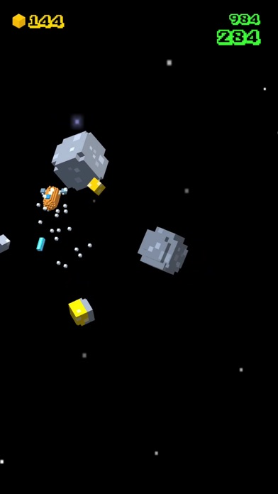 Screenshot 2 Asteroid Asteroid