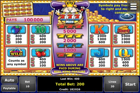 Reel King™ Slot screenshot 4