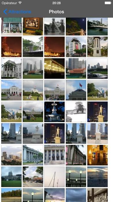 Singapour: Guide de voyageCapture d'écran de 2