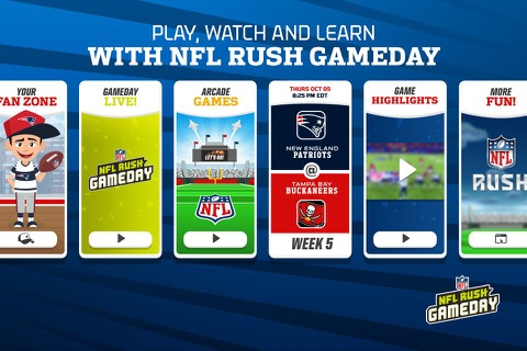 NFL Rush Gameday screenshot 3
