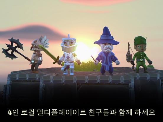 Portal Knights 앱스토어 스크린샷