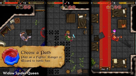 Dungeoneers Academy Screenshot