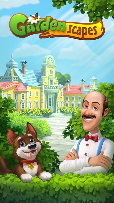 download Gardenscapes apps 4