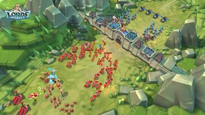 Screenshot of Lords Mobile: War Kingdom5