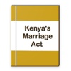 Kenya's The Marriage Act 2014