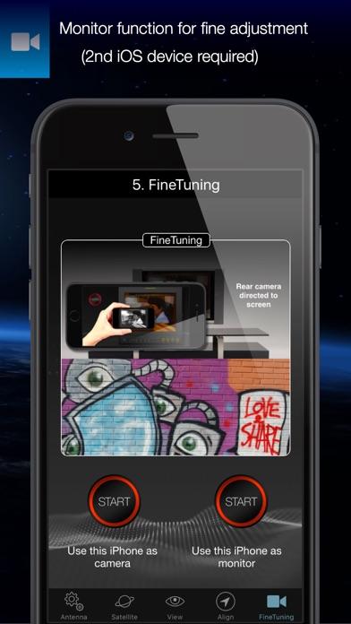 SatFinder Screenshots
