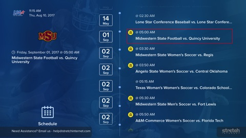 Screenshot #4 for Lone Star Conference