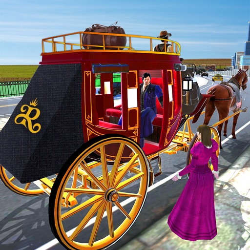 Horse Carriage Transporter Pro