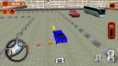 Modern Speed Car Parking City screenshot 4