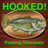 Gulf Coast Applications, LLC - Hooked! Practice Fishing App artwork