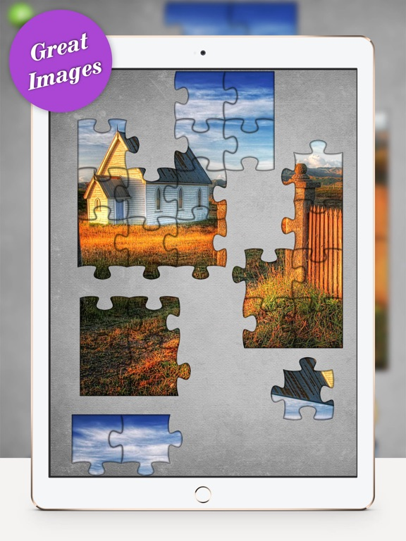 Jigsaw Puzzle App Screenshots