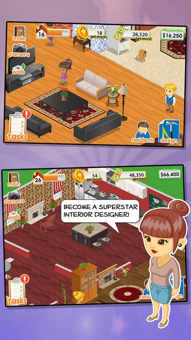 design this home. iphone screenshot 1 design this home e