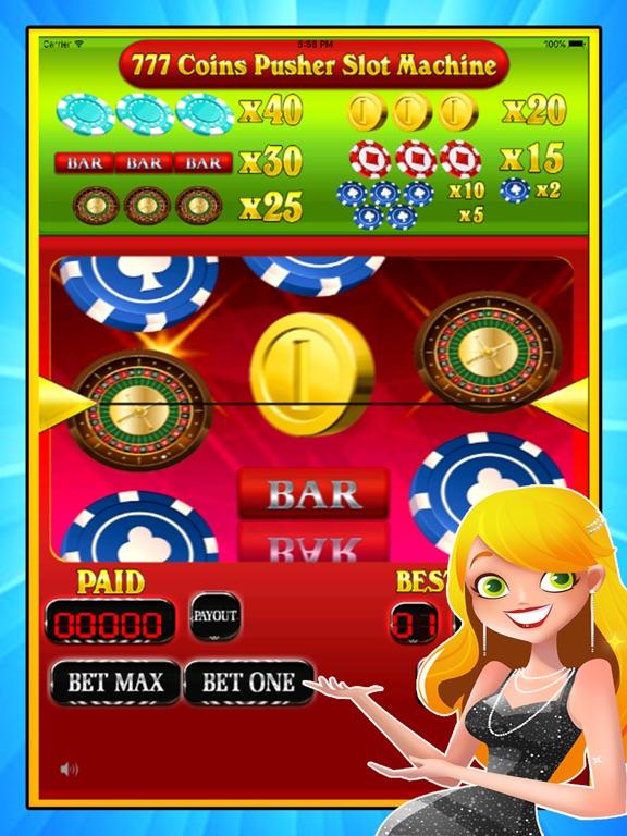 Slot machine javascript
