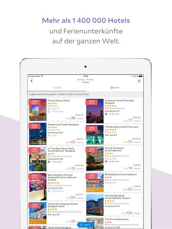 Agoda - Hotels & Deals Screenshot