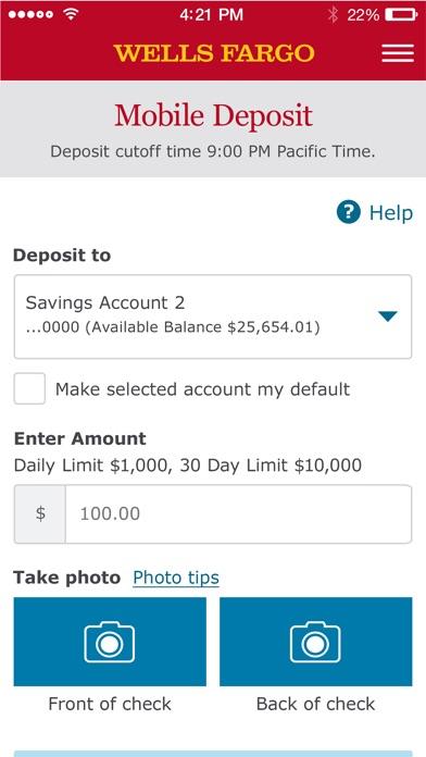 download Wells Fargo Mobile apps 4