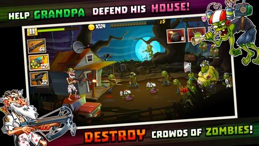 ZombieSmash! Time Travel Screenshot