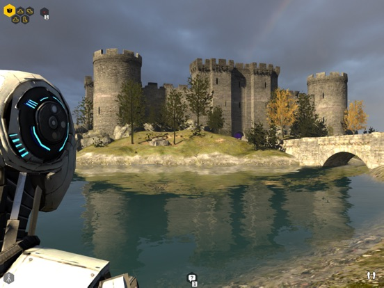 The Talos Principle iOS Screenshots