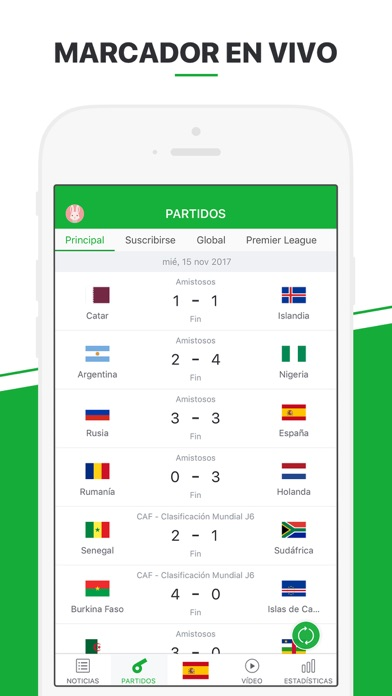 download All Football - Scores & News apps 3