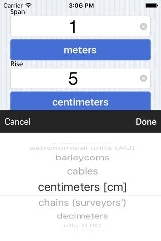 Radius Calculator screenshot 4
