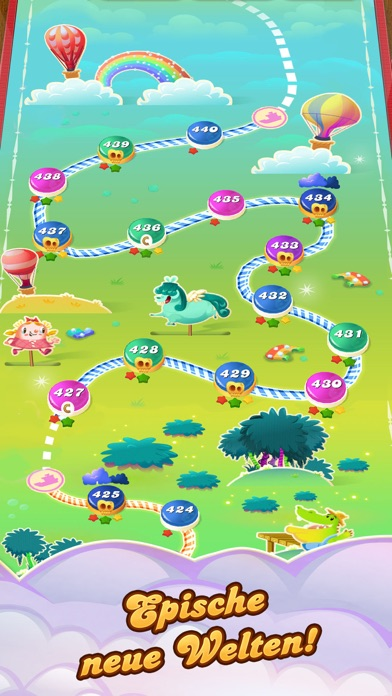 Screenshot 4 Candy Crush Saga