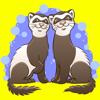 FerretEmoji - Ferret Keyboard & Stickers Icon