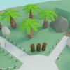 脱出ゲーム Island