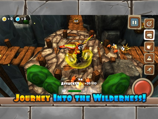 Monster Adventures для iPad