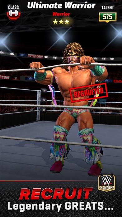 WWE Champions - Action Game screenshot 3