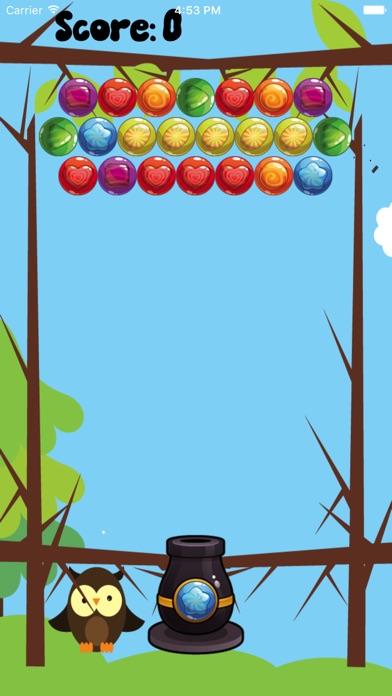Game Pet Bubble Shooter screenshot 1