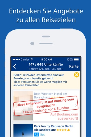Booking.com Travel Deals screenshot 4