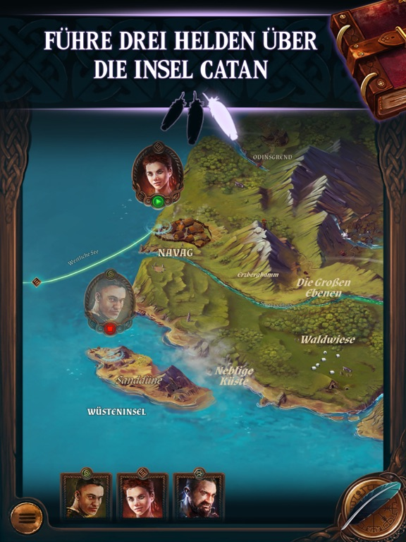 Screenshot 4 Catan Stories