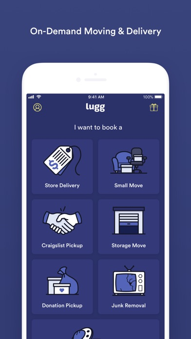 lugg app store