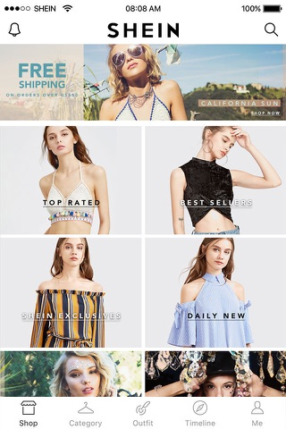SHEIN - Fashion Shopping screenshot 1