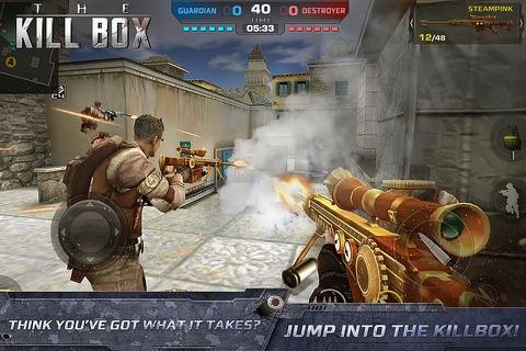 The Killbox: Arena Combat US screenshot 2