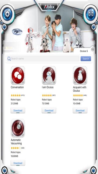 Abilix Apps