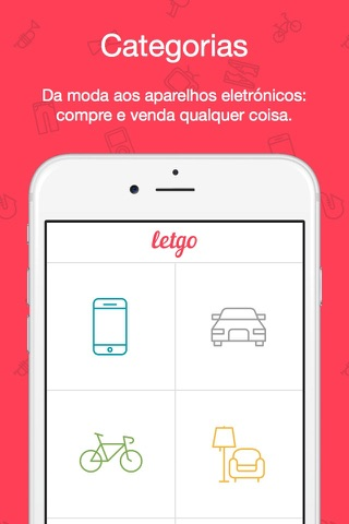 letgo: Buy & Sell Secondhand screenshot 4