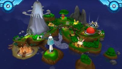 Screenshot of Camping Pokémon2