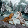 Ultimate Wild White Tiger Simulator