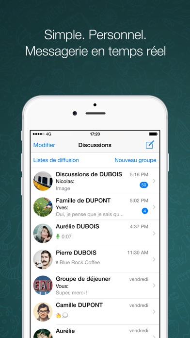 download WhatsApp Messenger apps 0