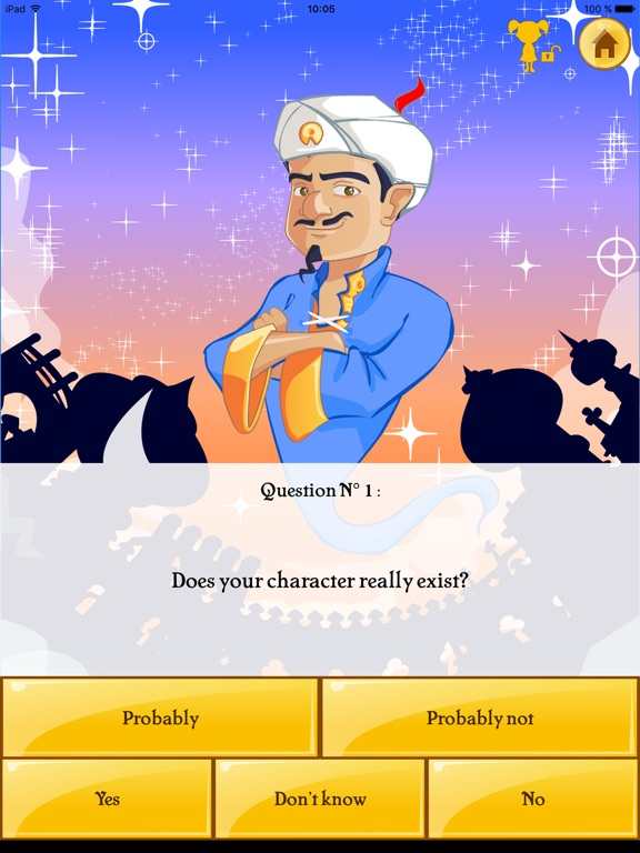 Akinator VIP Screenshots