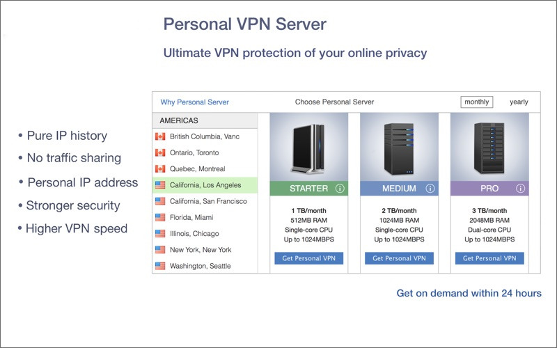 VPN Client Screenshot - 3