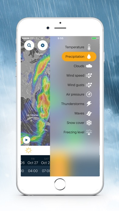 download Ventusky: Weather Maps apps 4