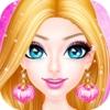 Princess Makeover Slacking - Dress Up Girl