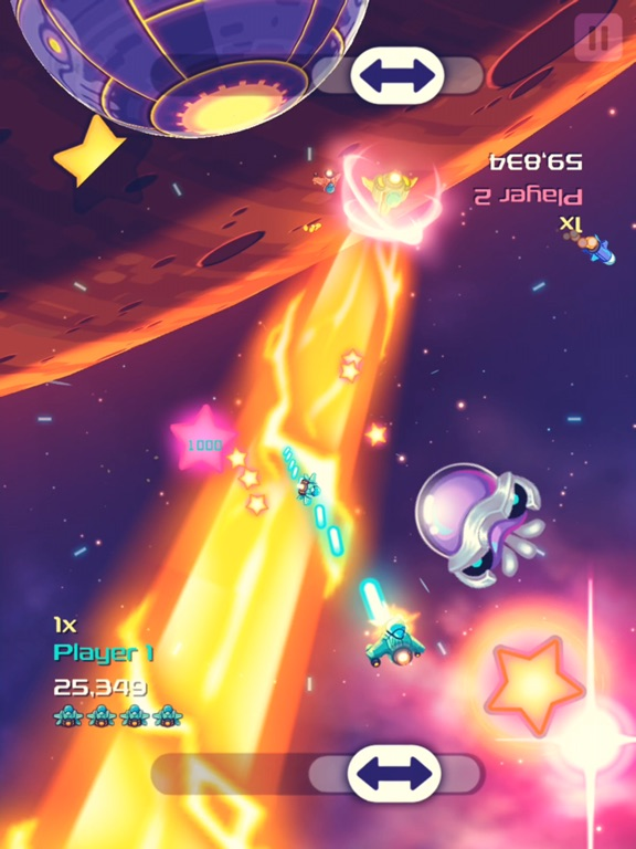Space Cycler Screenshots